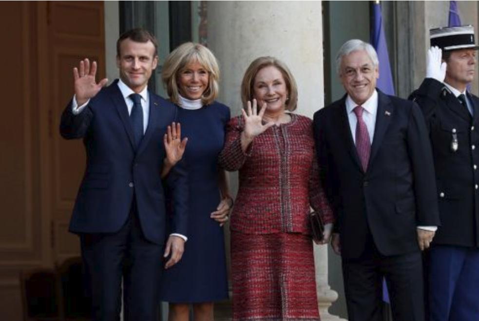 智利总统皮涅拉应邀参加G7:体现了智利在国际上的地位