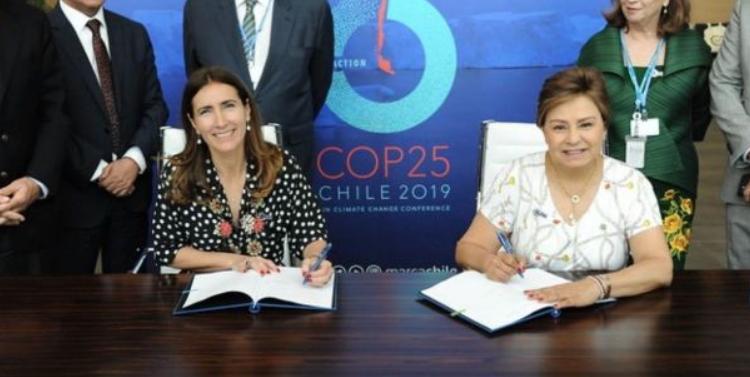 智利和联合国呼吁做出环境保护决定