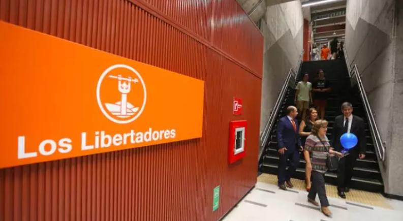 智利首都公交路线进行更改 改善地区与地铁站的连接