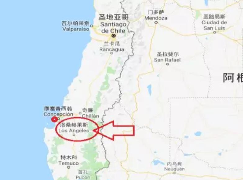 """智利南部Los Ángeles市要求国家经济检察院 调查中国商人的""""不公平竞争"""""""