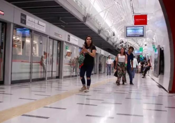 智利首都将要建地铁8号线 会有160万名居民受惠