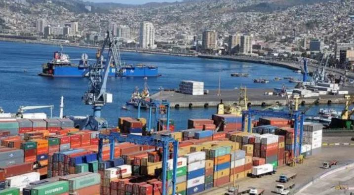 智利2019年上半年对外贸易下降4.6% 中国为最主要进出口目的地