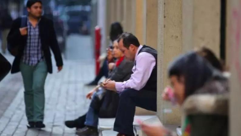 智利41%的失业者 都拥有大学或是更高的学历