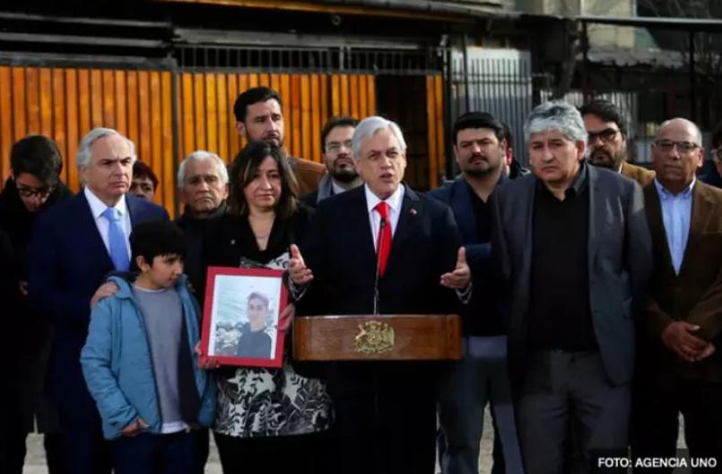 智利总统皮涅拉宣布 抢劫车辆最高可判20年