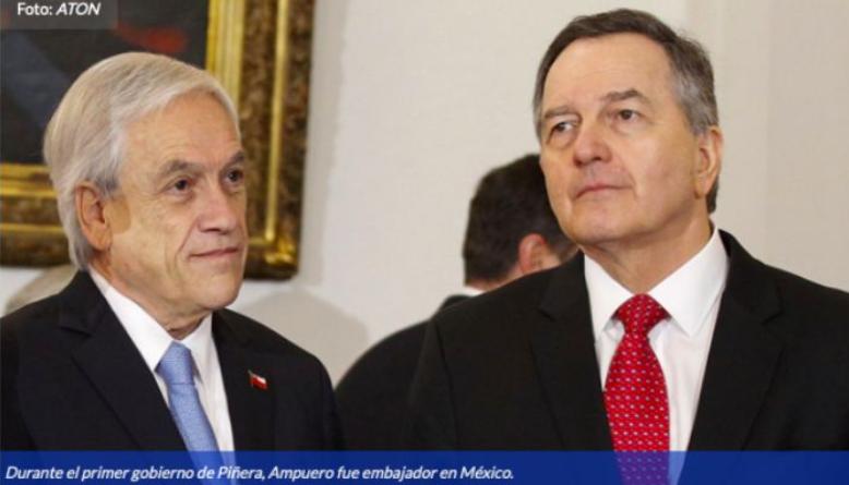 智利原外交部长Roberto被委派为驻西班牙大使