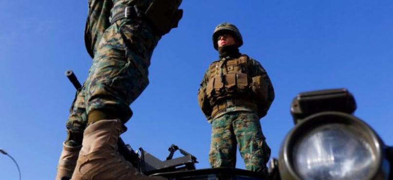 智利审计局通过政府派遣武装部队到边境严打贩毒