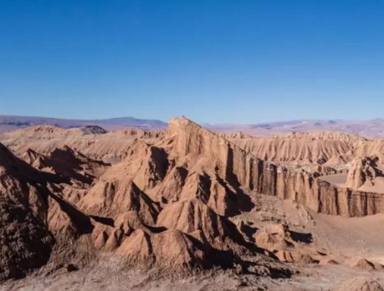 智利面临严重干旱