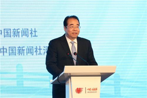 国务院侨办主任许又声:海外华文媒体的发展及其重要性