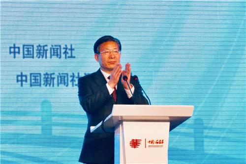 河北省委书记王东峰:扩展河北省合作空间,推进河北媒体融合发展