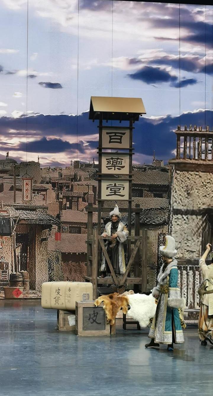 《回道张掖》情景剧再现历史 —— 行走中国 海外华媒高层2019甘肃行系列报道