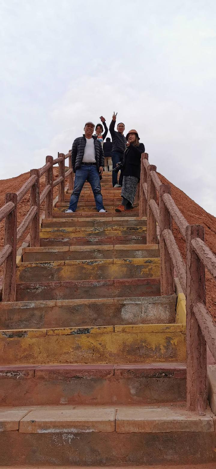 大自然的鬼斧神工,甘肃张掖丹霞国家地质公园——行走中国 海外华媒高层2019甘肃行系列报道