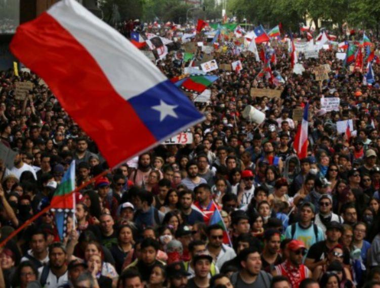 细数智利动乱一个月以来的五个历史节点