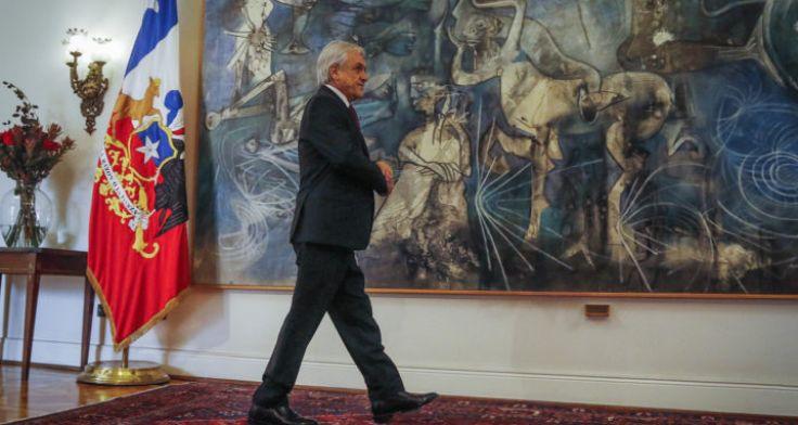"""智利总统皮涅拉宣布"""" 反滥用议程"""" ,保护民生民计"""