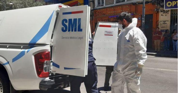 智利瓦尔帕莱索市中心的Hites卖场里发现两具被烧尸体