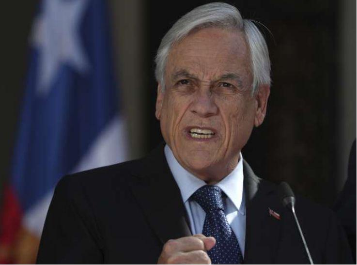 """皮涅拉总统称:""""智利社会动乱 这场危机已过去了最坏的情况"""""""