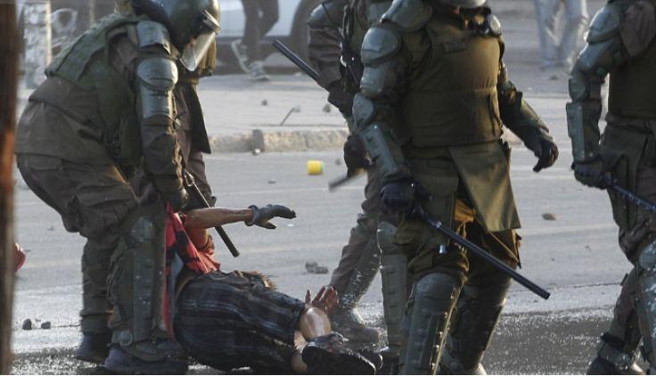 人权机构: 从社会动乱开始到现在大约有3500人受伤