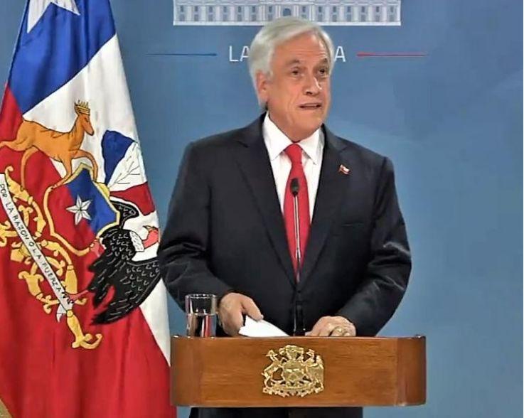 智利总统皮涅拉宣布三项改革