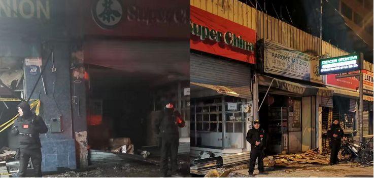 首都批发区华商遭遇特大火灾受损惨重