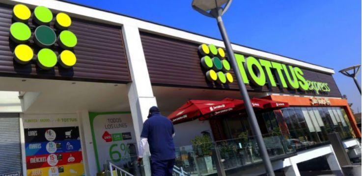 Tottus超市遭哄抢损毁严重 两家超市将永久性关闭