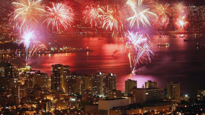 """智利瓦尔帕莱索正在筹备一个不一样的""""海上新年""""活动"""