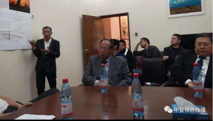 协侨部:关于解决首都贸易批发区侨胞安保问题的总体规划部署