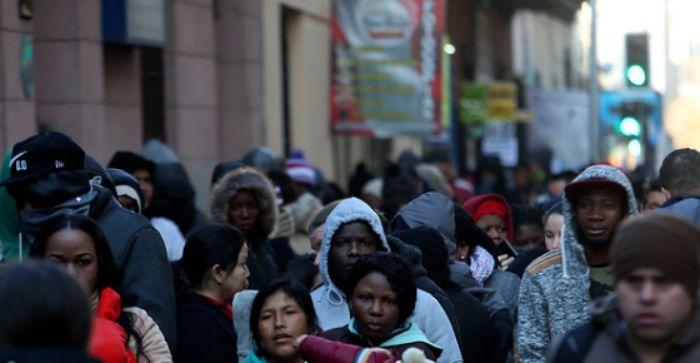 尽管智利发生了暴乱 但仍有53%的移民表示会继续在智利居住