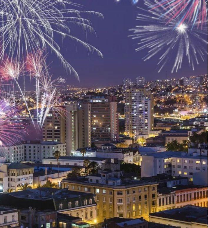 智利2020年部分跨年庆祝活动取消