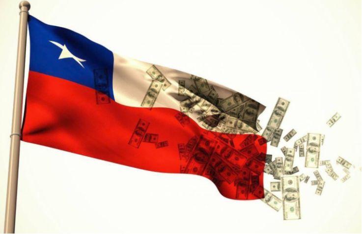 智利11月经济指数下跌了3.3%