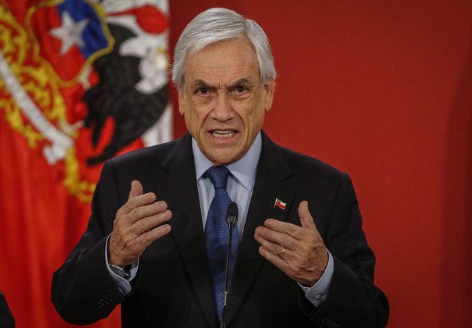 智利总统支持率再次下跌 个人支持率跌至7%