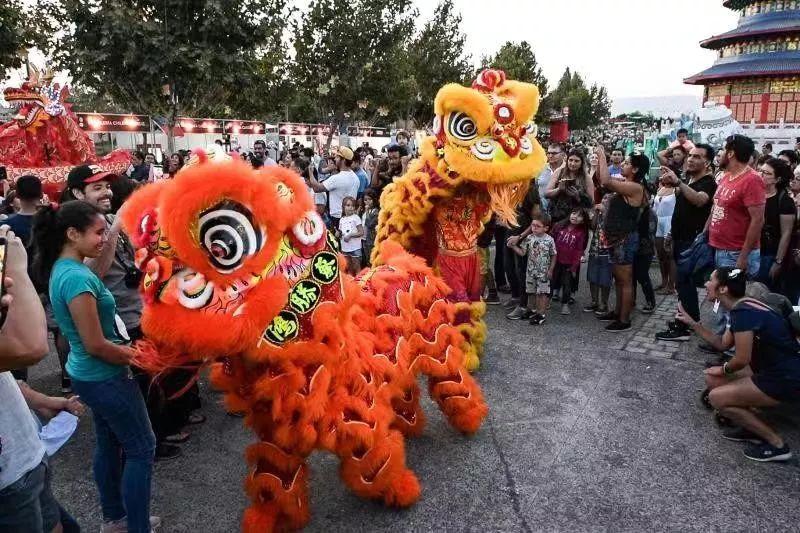 驻智利大使馆举行2020年中国春节招待会