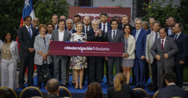 总统皮涅拉颁布税务改革 将推动投资和就业