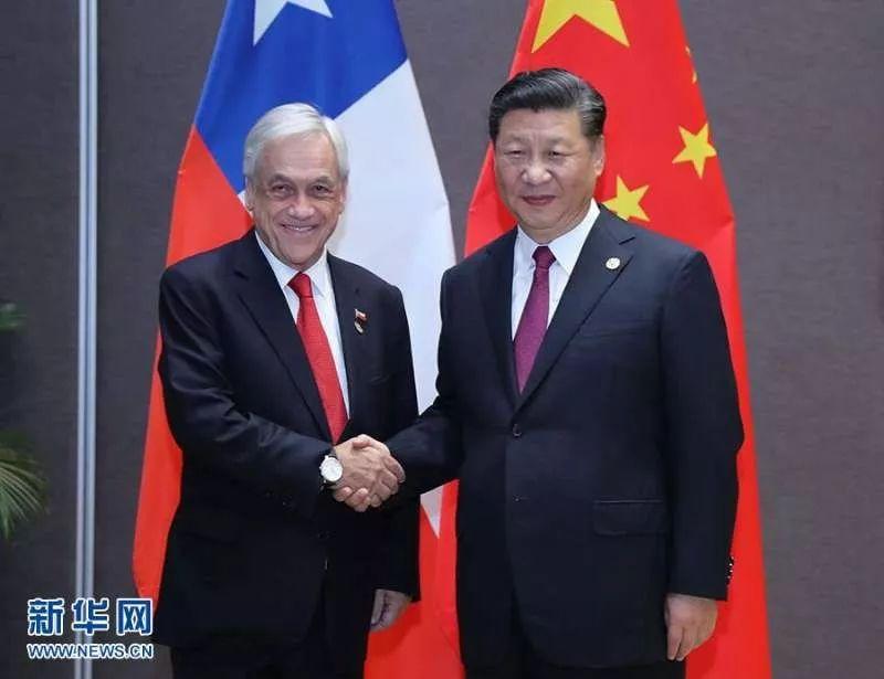 智利总统皮涅拉致函习近平主席支持中方抗击新冠肺炎疫情