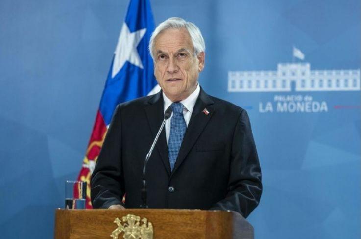 智利总统皮涅拉的支持率为9%