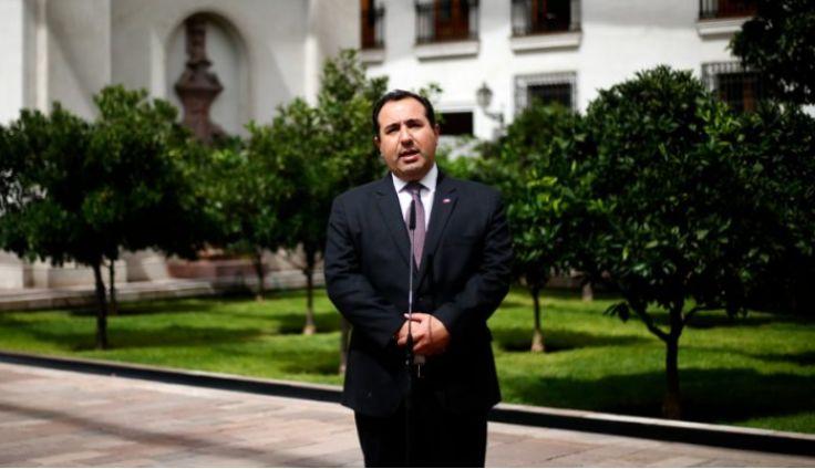 智利政府表示正为警察部队提供控制公共秩序的新手段