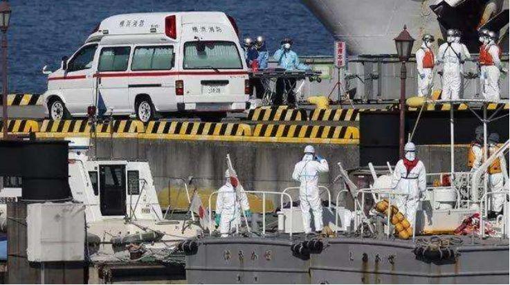 首宗智利人被感染冠状病毒 为钻石公主号邮轮的船员