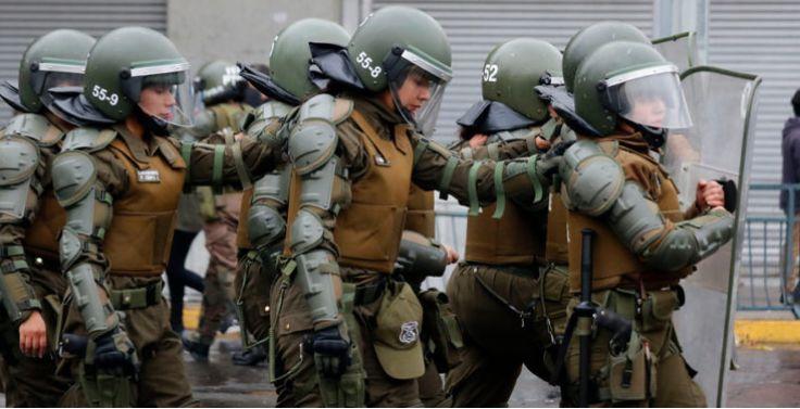 国际妇女节游行将派出1700名女警维护秩序