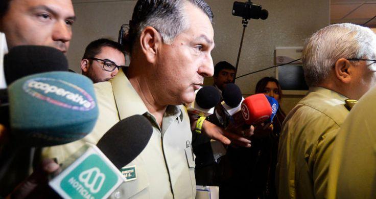 警队总警长Mario Rozas: 没有安全的保障,国家的未来是不确定的