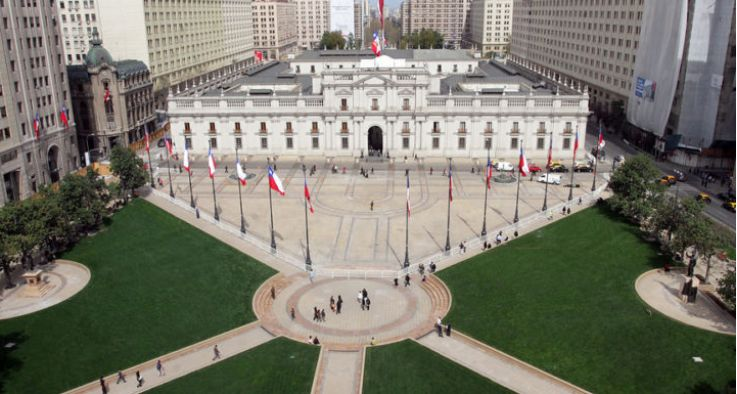 智利总统府六名工作人员曾接触冠状病毒确认患者被隔离