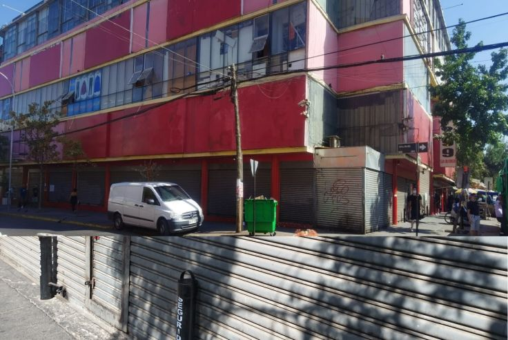 智利病毒感染四面开花238例 帕尔玛服装批发城实行关门不对公众