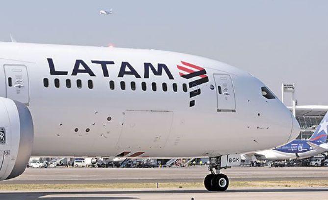 """智利经济部长批评Latam航空公司""""寻求国家援助"""""""