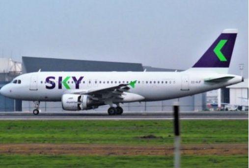智利Sky航空决定暂时取消全部航班