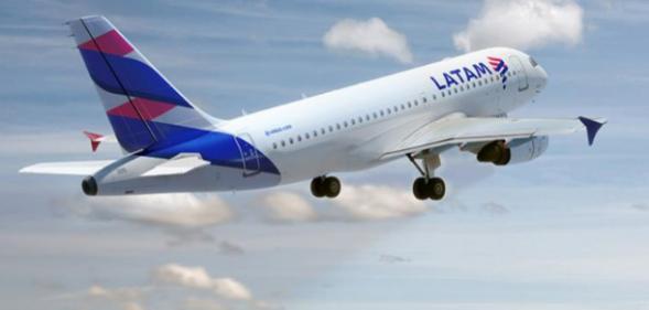 Latam航空公司宣布暂停若干国际航线