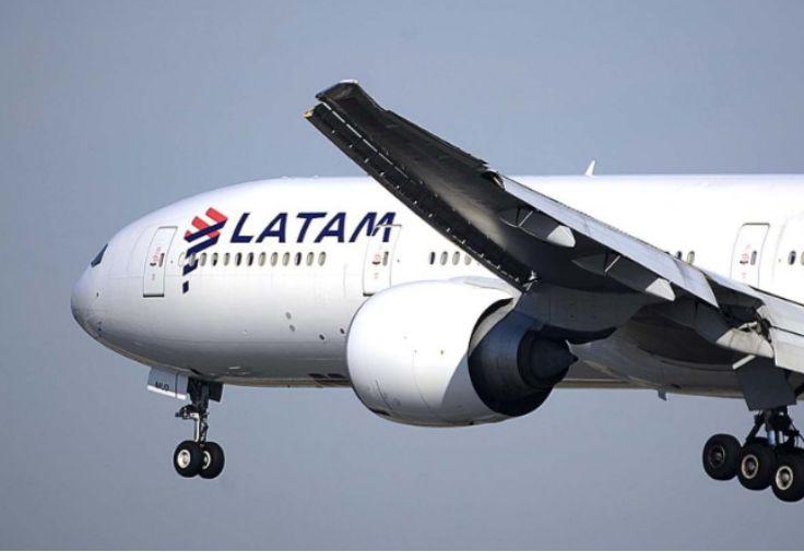 Latam航空公司因新冠肺炎削减30%的国际航班