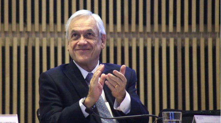 总统皮涅拉表示:不辞职,并还参与下届总统大选的可能