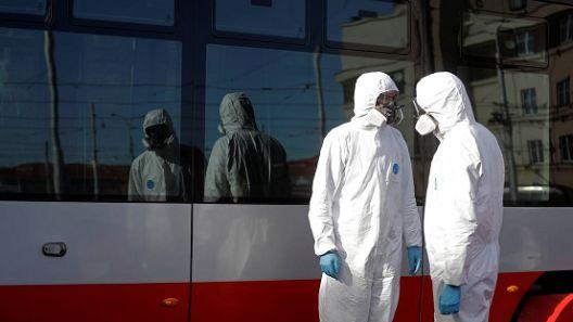 智利冠状病毒感染升到43例 侨胞买消毒水灭菌率要达99.9%的