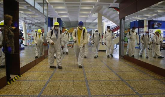 确诊病毒感染8807例!智利江苏商会驰援智利10万多只口罩