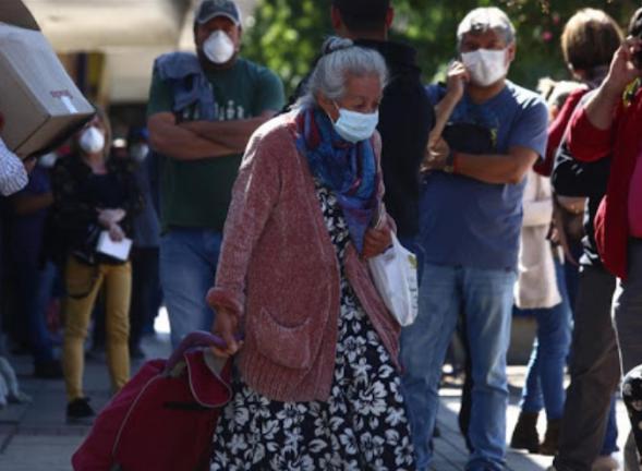 要财还是要命?智利圣地亚哥商会:不能为了救命而扼杀经济,最后饿死…