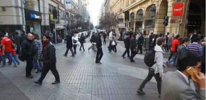 智利3月失业率上升至38%