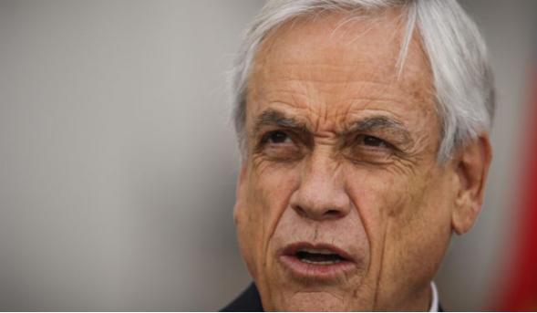 智利总统预测新冠肺炎疫情将在4至5月达到高峰