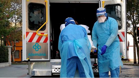 智利确诊感染病例累计3404例 首例智利外交官不幸感染而死亡